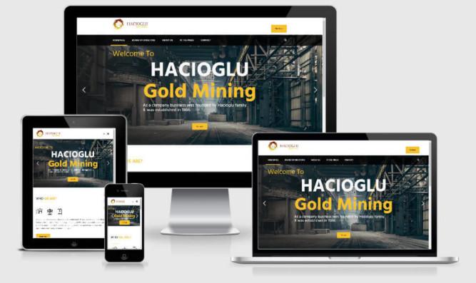 Altın Madencilik Devi